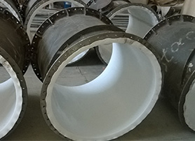 PTFE Lined Stack - Arvand Petrochemical Co.